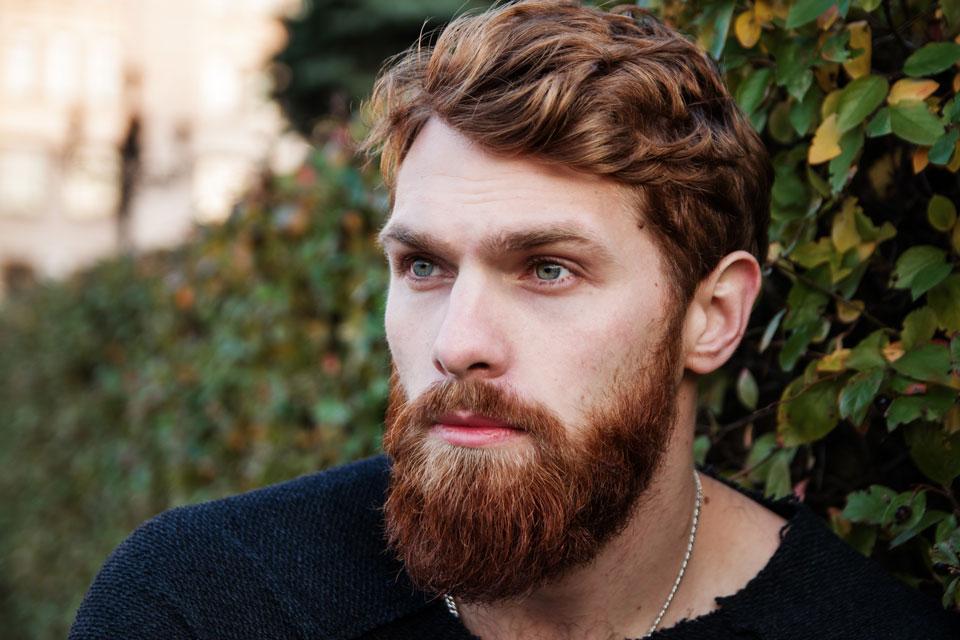 Trends in Men's Hair 2018